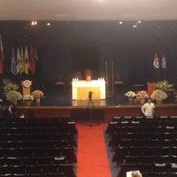 Photo taken at SC Auditorium by Mikaela Danica G. on 6/20/2015