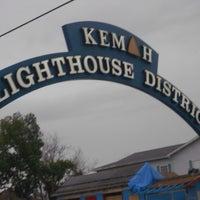 Photo taken at Kemah Boardwalk by 🌹Sun! on 11/5/2013