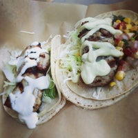 Photo taken at Dorado Tacos & Cemitas by Rebecca G. on 7/16/2013