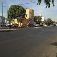 Photo taken at Calzada México-Tacuba by Mark G. on 3/27/2013