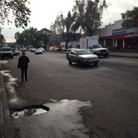 Photo taken at Calzada México-Tacuba by Mark G. on 9/20/2013