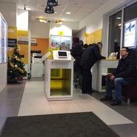 Photo taken at Билайн by Юлия Т. on 1/11/2014