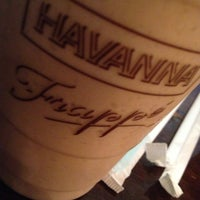 Photo taken at Havanna Café by Andres R. on 11/18/2012