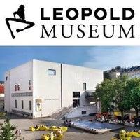 Das Foto wurde bei Leopold Museum von MQ MuseumsQuartier Wien am 7/9/2014 aufgenommen