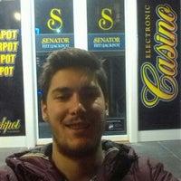 Photo taken at Electronic Casino Senator - Drim by Kerem C. on 11/28/2015