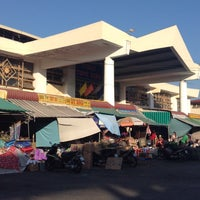 Photo taken at Tinh Bien Market by Tri B. on 1/1/2016