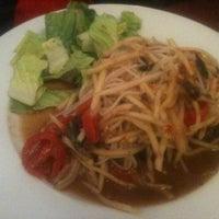Photo taken at A Little Thai Kitchen by prasit p. on 4/1/2013