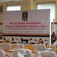 Photo taken at Kantor DPP PKS by Latief R. on 3/14/2014