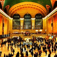 Foto tirada no(a) Grand Central Terminal por Oriol em 1/23/2013