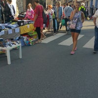 Photo taken at Braderie De Chateaugiron by Nicolas M. on 9/9/2018