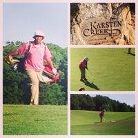 Photo taken at Karsten Creek Golf Course by Vanessa J. on 6/11/2014