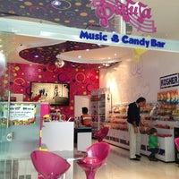 Photo taken at Batuta Music & Candy Bar by LEON U. on 1/12/2013