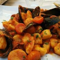Foto scattata a Osteria Pesce Fritto e Baccalà da Cristiano L. il 4/21/2014
