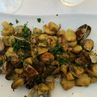 Foto scattata a Osteria Pesce Fritto e Baccalà da Cristiano L. il 4/25/2014