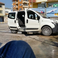 Photo taken at Shell Alemdar Petrol by Serkan Y. on 9/12/2014