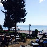 Photo taken at Yamac Cafe by Mustafa D. on 5/15/2015