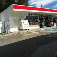 Photo taken at KWICK STOP CITGO by Madison M. on 10/7/2012