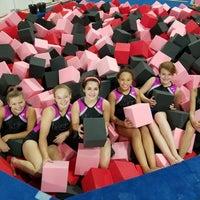 Photo taken at West Houston Gymnastics Club by West Houston Gymnastics Club on 8/1/2017