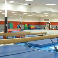 Photo taken at West Houston Gymnastics Club by West Houston Gymnastics Club on 11/4/2013