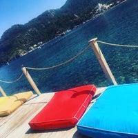 7/23/2017 tarihinde Kubra A.ziyaretçi tarafından Hotel Mavi Deniz'de çekilen fotoğraf