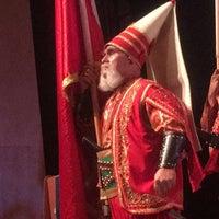 Photo taken at Tepekule Kongre ve Sergi Merkezi by Kubra A. on 5/19/2017