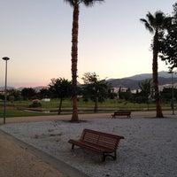 Photo taken at Parque María Zambrano by Lucia G. on 9/18/2015