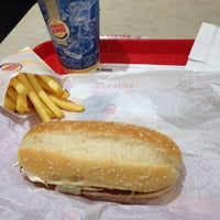Photo taken at Burger King by Lucia G. on 4/28/2015