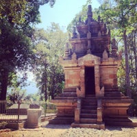Photo taken at Candi Cangkuang by Just Y. on 9/20/2015