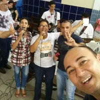 Photo taken at Igreja Ns Senhora Dos Navegantes by Fabio L. on 3/30/2016