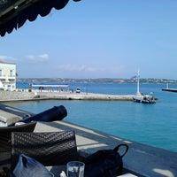 Photo taken at Roussos by Demetris P. on 3/8/2013