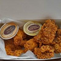 Photo taken at Wishbone Craft Fried Chicken by Wishbone Craft Fried Chicken on 11/16/2013