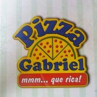 Photo taken at Pizza Gabriel by Bryan P. on 1/24/2014