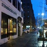 Photo taken at Starbucks by Sarah on 4/12/2016