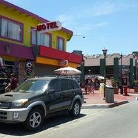 Photo taken at Calle Primera by Juan C. on 6/17/2016