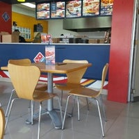 Photo taken at Domino's Pizza by Juan C. on 3/14/2017