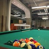 Photo taken at Groupon Game Room by Austin G. on 9/1/2017