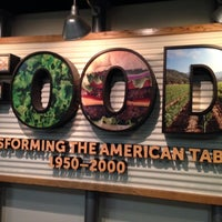 Photo taken at FOOD: Transforming the American Table 1950–2000 by Kaitlin T. on 8/17/2014