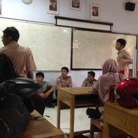 Photo taken at SMA Negeri 2 Lumajang by Amanda S. on 11/8/2013