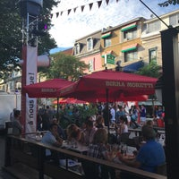 Photo taken at Pizzeria Dei Compari by Giulio C. on 7/23/2017