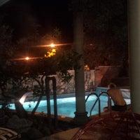 Photo taken at Villa Levantin by Veronique R. on 8/5/2015