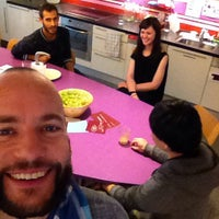 Photo taken at ImpactHub Stockholm by Jonas A. on 10/25/2014