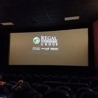 Photo taken at Regal Cinemas Clarksville 16 by Jen P. on 5/28/2017