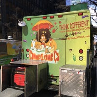 Photo taken at Comme Ci Comme Ça - Chef Samir Truck by Chris on 4/6/2016