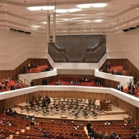 Photo taken at Dresdner Philharmonie by derbaum on 4/2/2018