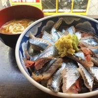 Photo taken at 根室食堂 道玄坂店 by ali on 9/30/2015