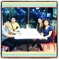 Photo taken at Rosario's Seafood Restaurant by Madel T. on 4/2/2014