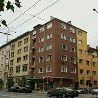 Photo taken at бул. Васил Левски (Vasil Levski Blvd) by Irena A. on 9/29/2015
