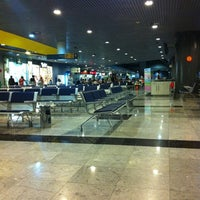 Photo taken at Check-in LATAM by Alexandre N. on 9/22/2012