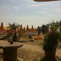 Photo taken at Bagni margherita by Eva . on 9/1/2013