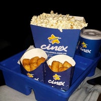 Photo taken at Cinex by Alejandro A. on 3/15/2014